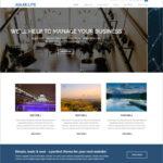 10 бесплатных многоцелевых тем WordPress 6
