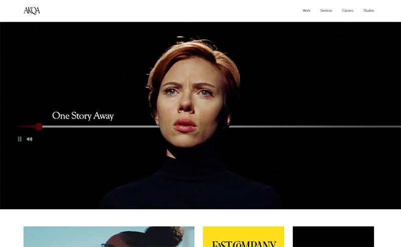 25 эффективных веб-сайтов-портфолио веб-дизайна 23