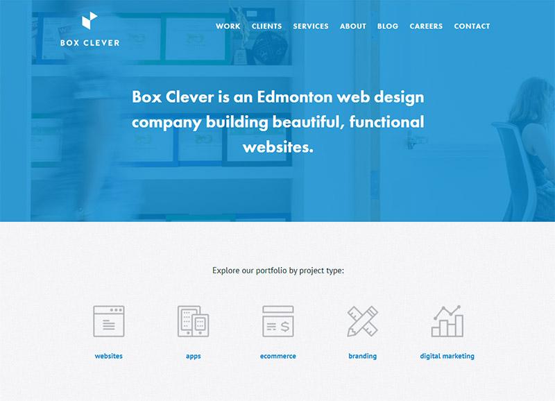 25 эффективных веб-сайтов-портфолио веб-дизайна 5