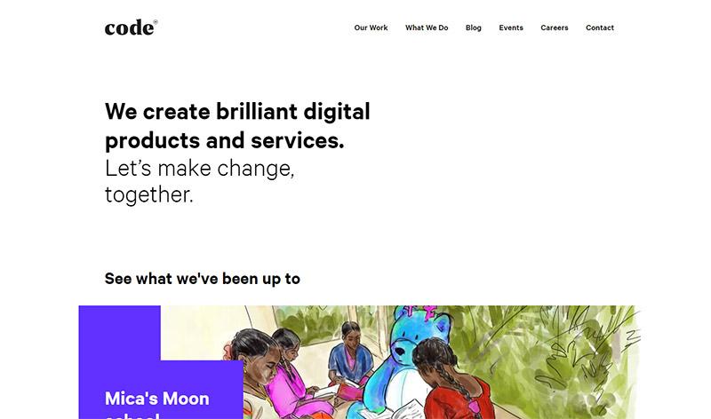 25 эффективных веб-сайтов-портфолио веб-дизайна 4