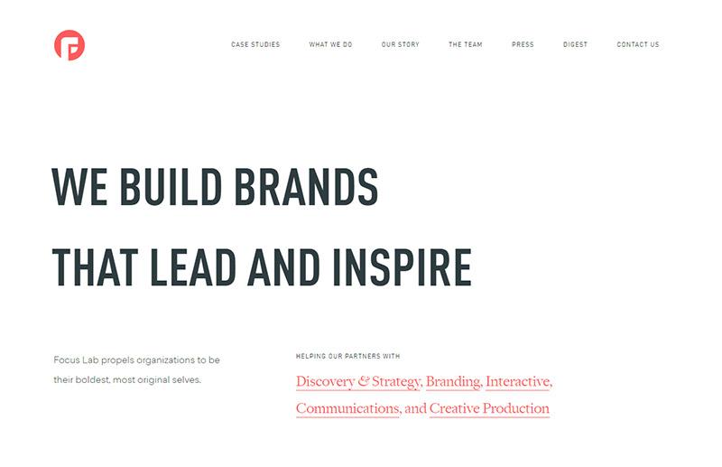 25 эффективных веб-сайтов-портфолио веб-дизайна 9