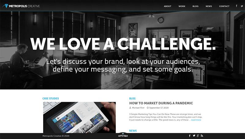 25 эффективных веб-сайтов-портфолио веб-дизайна 17