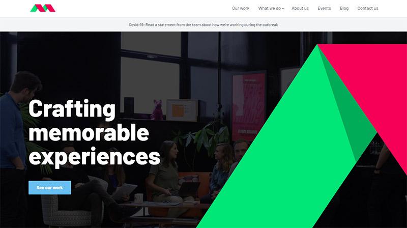 25 эффективных веб-сайтов-портфолио веб-дизайна 21