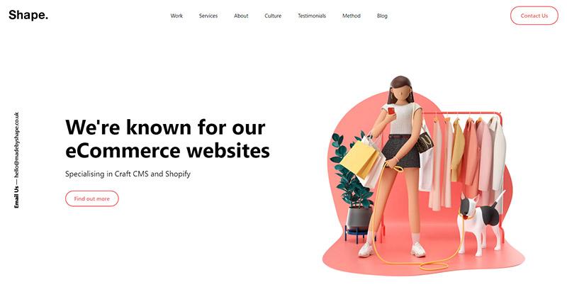 25 эффективных веб-сайтов-портфолио веб-дизайна 1