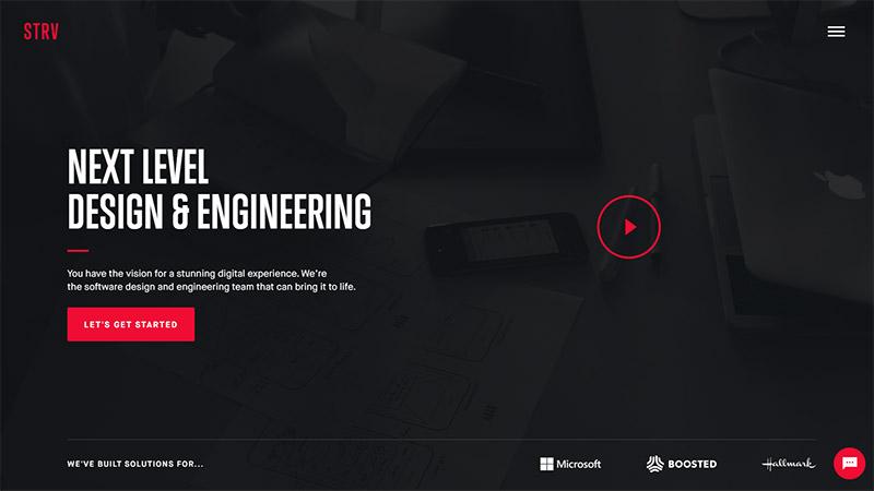 25 эффективных веб-сайтов-портфолио веб-дизайна 10