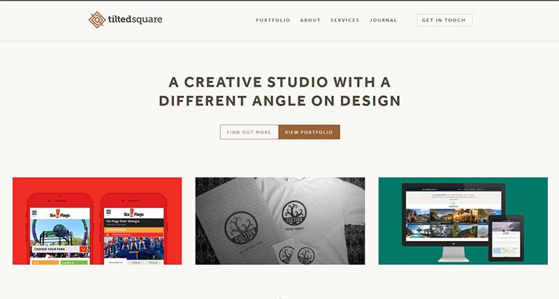 25 эффективных веб-сайтов-портфолио веб-дизайна 2