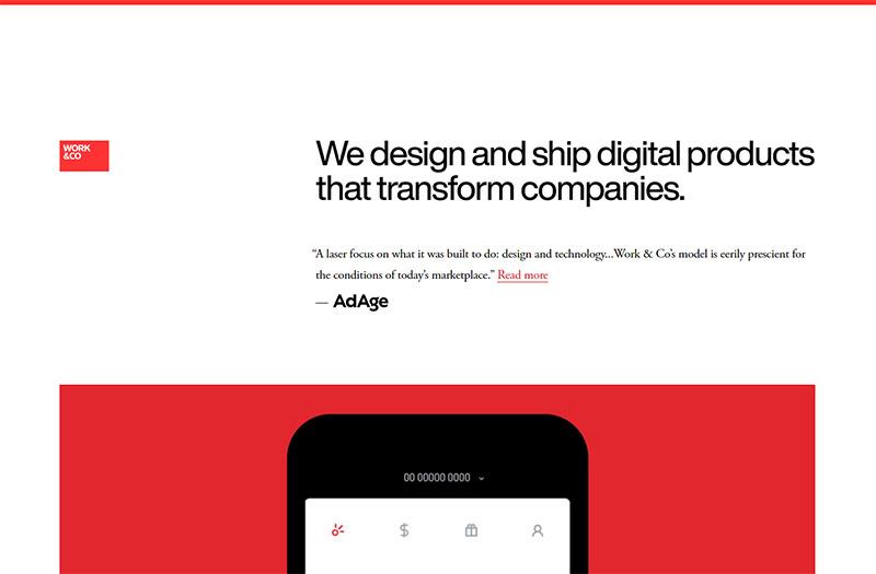 25 эффективных веб-сайтов-портфолио веб-дизайна 13