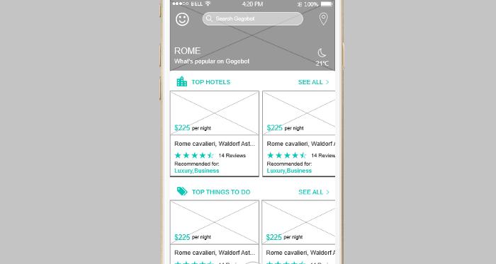 8 отличных примеров мобильного дизайна для дизайнерского вдохновения 11