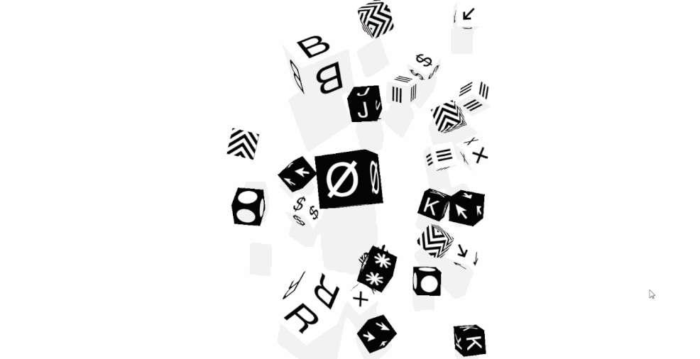 примеры черно белых сайтов