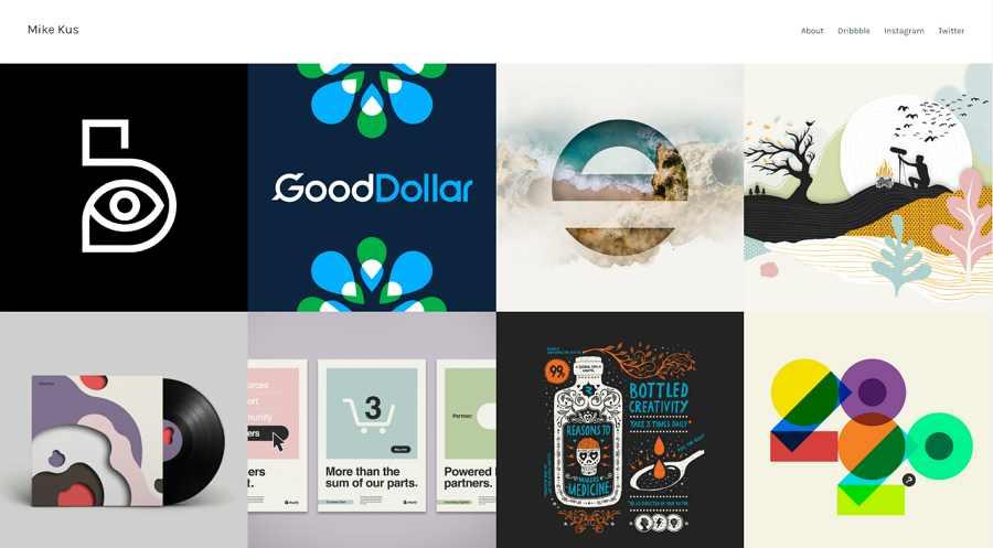 40 отличных сайтов для вдохновения 9