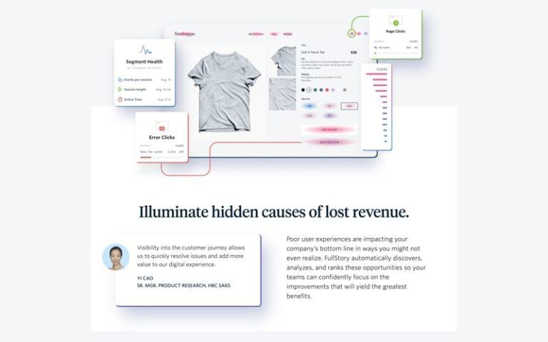 Тренды в веб дизайне 2021 6