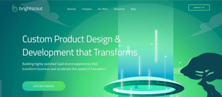Тренды в веб дизайне 2021 8