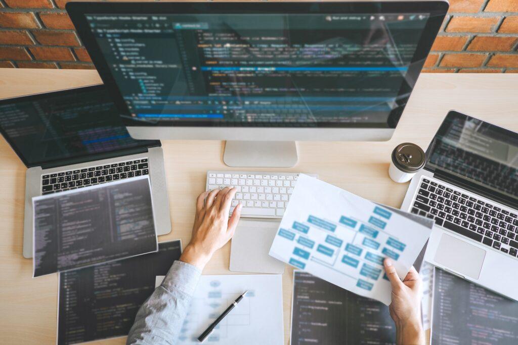 Что такое веб-дизайн и разработка 1