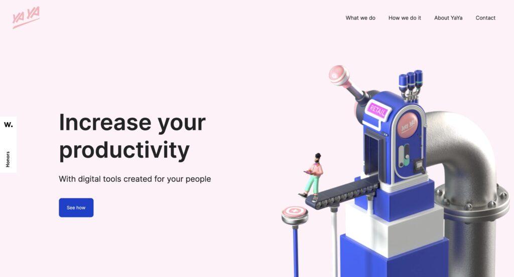 21 уникальная тенденция веб-дизайна на 2021 год 9