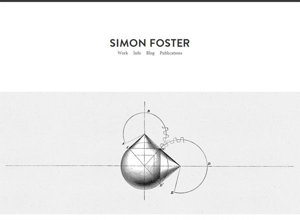 дизайн сайта минимализм