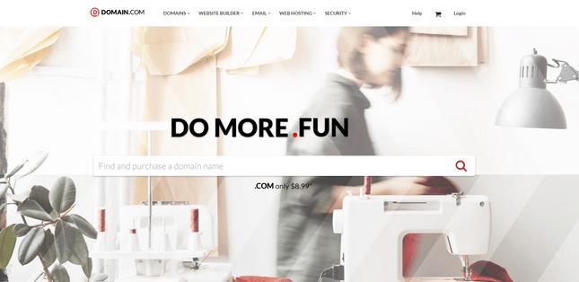 Разработка и создание сайта компании 1